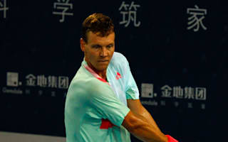 Berdych to defend Shenzhen title against Gasquet