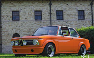 Beautiful AC Schnitzer powered BMW 2002tii up for sale