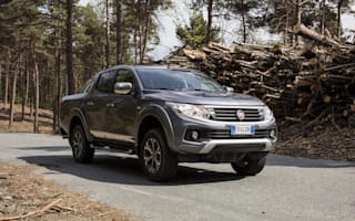 Fiat announces UK's Fullback prices and specifications