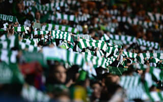 Celtic fan arrested for throwing burger at police horse