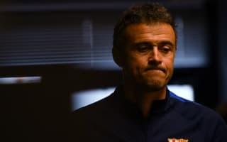 Luis Enrique leaving Barcelona surprises Suarez