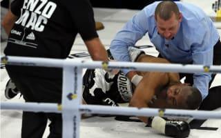 Froch saddened by Roy Jones Jr 'fan fight'