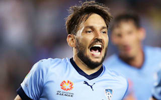 Sydney FC 2 Adelaide United 0: Two goals in three minutes extend lead
