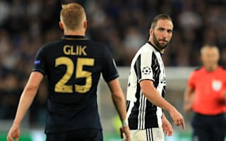 Incensed Higuain says Glik has 'no dignity' following stamp