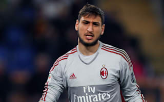 Empoli v AC Milan: Donnarumma staying calm in build-up to derby date