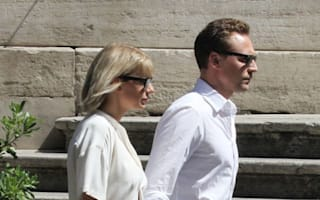 Taylor Swift and Tom Hiddleston cuddle up in first Instagram photo