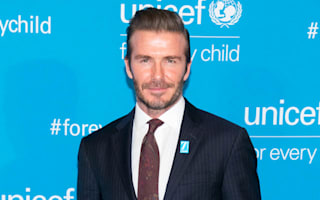 David Beckham 'blackmailed by hackers over personal emails'
