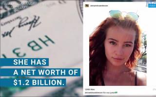 Meet the world's youngest billionaire