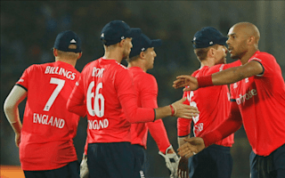 England's 'complete performance' too good for India