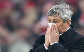 Zenit sack Lucescu after third-place finish