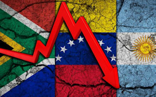 The world's most 'miserable' economies
