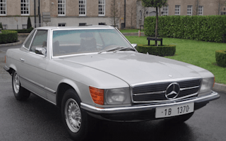Former Romanian dictator's Mercedes sells at auction