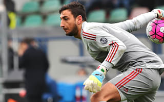 Pagliuca rates Donnarumma ahead of Neuer