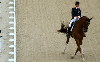 Rio 2016: Cornelissen pulled out to protect Parzival