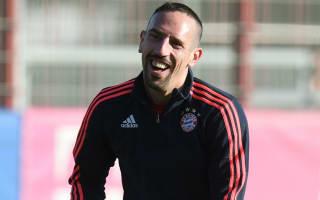 Bayern Munich v Eintracht Frankfurt: Ribery grateful for club support