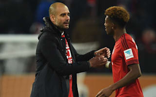 Guardiola delighted with Alaba's new deal