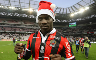 Nice 2 Dijon 1: Balotelli hits double for Ligue 1 leaders