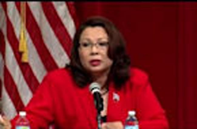 U.S. Senator under fire over Duckworth dig