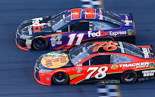 Hamlin pips Truex Jr. in photo finish at Daytona 500