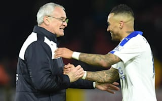 Simpson: Ranieri keeping Leicester calm in title push