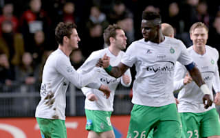 Rennes 0 Saint-Etienne 1: Sall good for Galtier's men