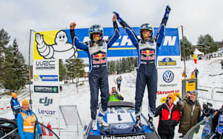 Dominant Ogier secures Rally Sweden success
