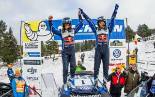 Dominant Ogier secures Rally Sweden success