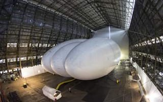 World's largest aircraft prepares for first test flight
