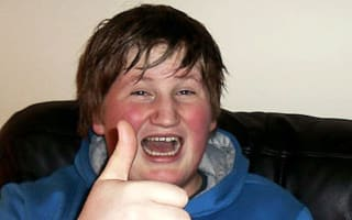 'Lucky' crash youngster escapes custody