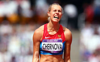 Chernova stripped of Olympic bronze after further doping violation