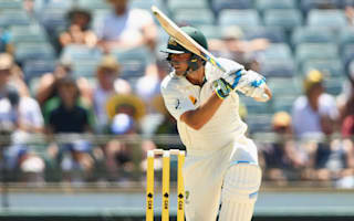 Burns ready for pink ball challenge