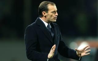 Fiorentina defeat a 'bad setback' - Allegri