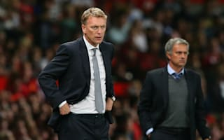 Mourinho backs Moyes: Good managers get sacked