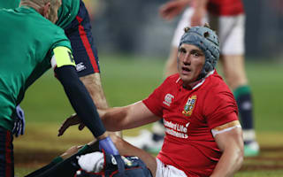 Lions hopeful over Davies fitness for first Test