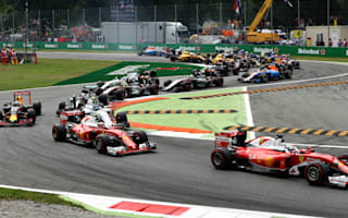 Monza retains rights to host F1