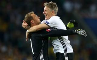 Neuer: Schweinsteiger remains one of world's best