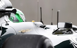 Team Lotus set to announce title sponsor and name change