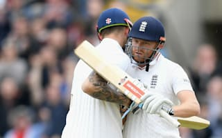 Hales, Bairstow lead England recovery as Shanaka stars on debut