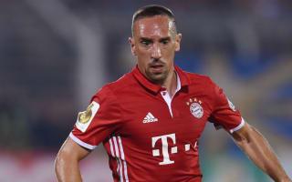 Ribery a week away from return - Ancelotti