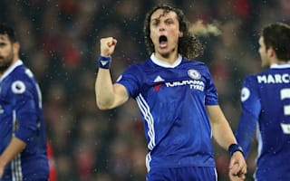 Conte hails David Luiz as one of the world's best defenders