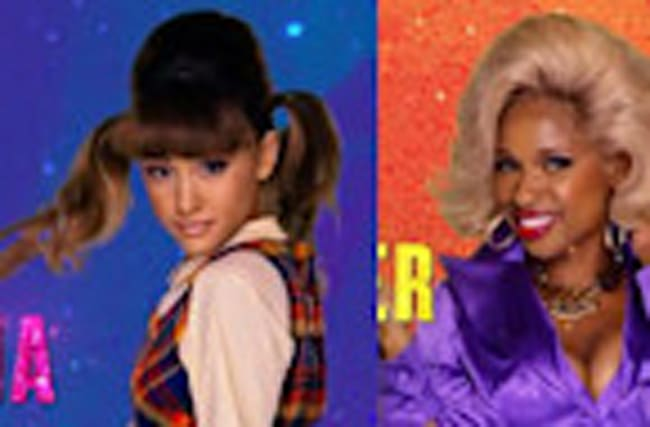 Ariana Grande & Jennifer Hudson's Hairspray Live! Duet 'Come So Far (Got So Far)