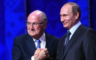 Blatter sought Nobel Peace Prize for FIFA
