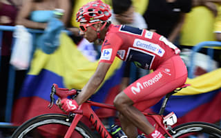Vuelta glory confirmed for Quintana