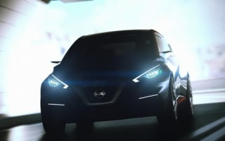 Nissan Sway concept previews forthcoming Micra