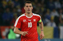 Wilshere: Xhaka can hold Arsenal midfield together