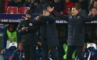 Bilic critical of referee Atkinson