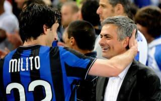 Mourinho needs an enemy to attack - Milito