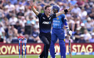 New Zealand eye response without Southee