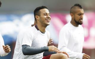 Thiago reveling in Bayern freedom under Ancelotti