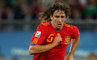 Puyol has faith in young Spanish stars